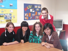 Students at LISC