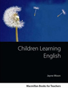 Children Learning English book cover