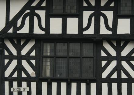 Building in Stratford-upon-Avon
