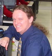 Photo of Keith Kelly, CLIL teacher and education consultant