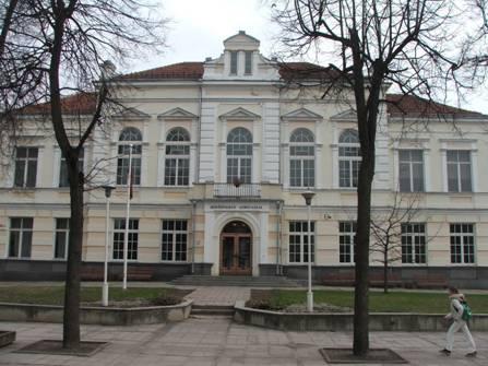Siauliai Didzdvario Gymnasium, Lithuania