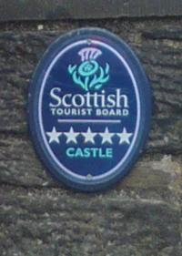 Scottish Tourist Board sign