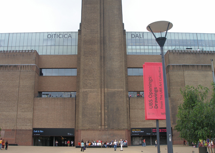 Photo of the Tate Modern
